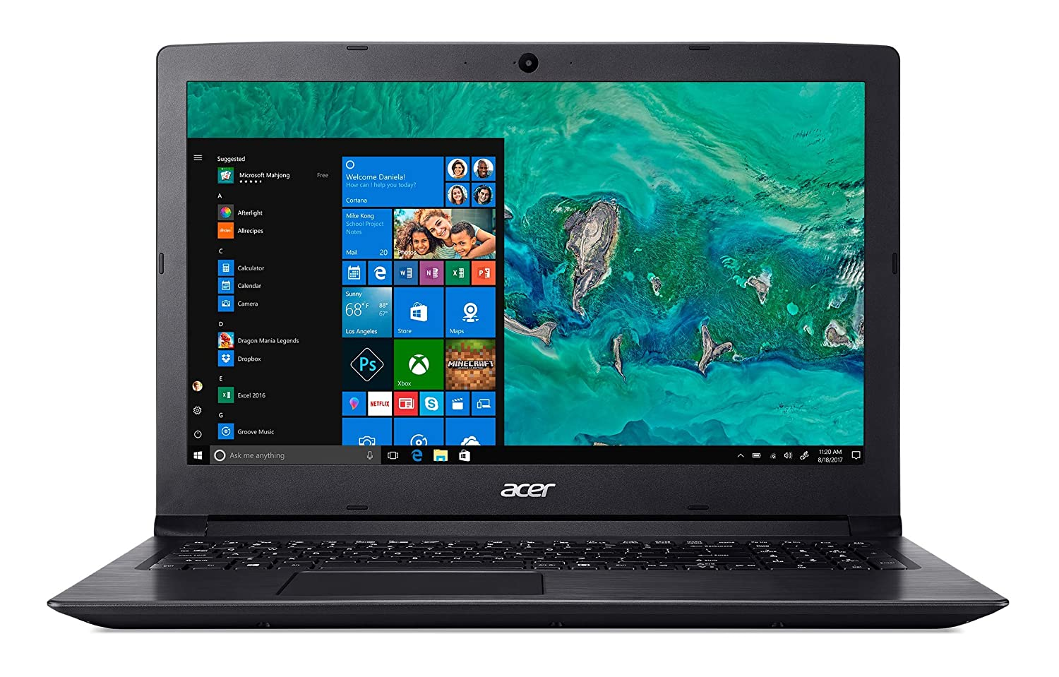Acer Aspire 3 NX.GY3SI.004 15.6-inch Laptop