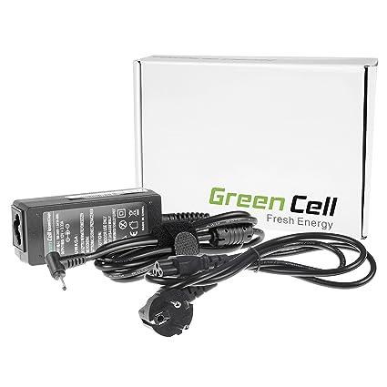Green Cell® Cargador Notebook CA Adaptador para Samsung Ativ Tab 3 XE300TZC-K02AT Ordenador