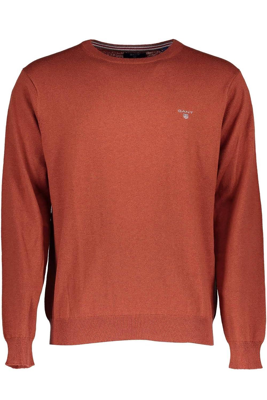 Gant Men's Cotton Wool Crew Jumper 83101