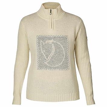 Fjällräven Louise Sweater, Size XXL Color Ecru (107)  Amazon.de ... 7be6d6252c