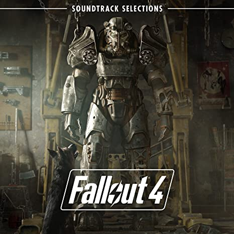 CD con música original de Fallout 4: Amazon.es: Videojuegos