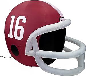 Fabrique Innovations NCAA Unisex Inflatable Lawn Helmet