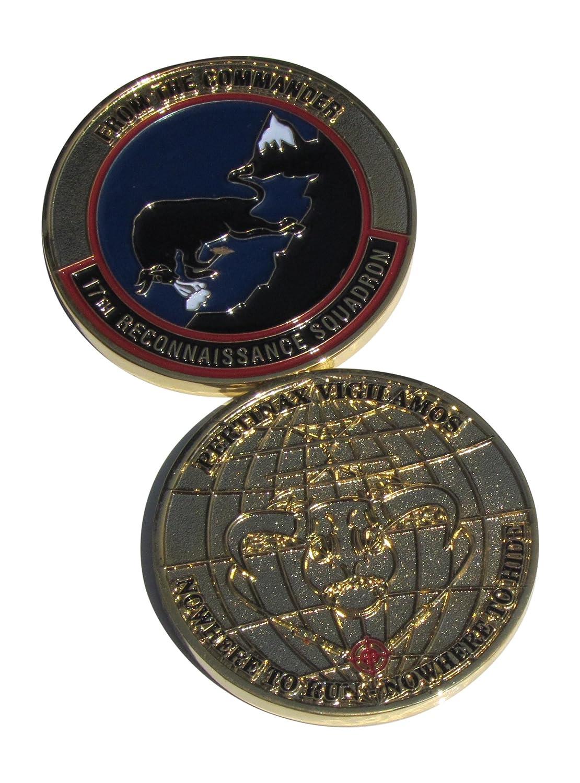 17th偵察隊Challenge Coin B077SLNX98