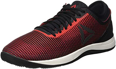 meet 9b03f b8ea2 Image Unavailable. Image not available for. Color  Reebok Crossfit Nano 8.0  Flexweave Mens Training Shoes ...