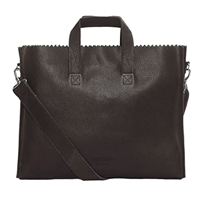 e5ae78b45b8e6 MYOMY My Paper Bag Business Bag - Rambler Black  Amazon.de  Schuhe ...