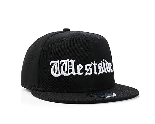 Gorra de béisbol Eastside vs. Westside estilo rapero, de True ...