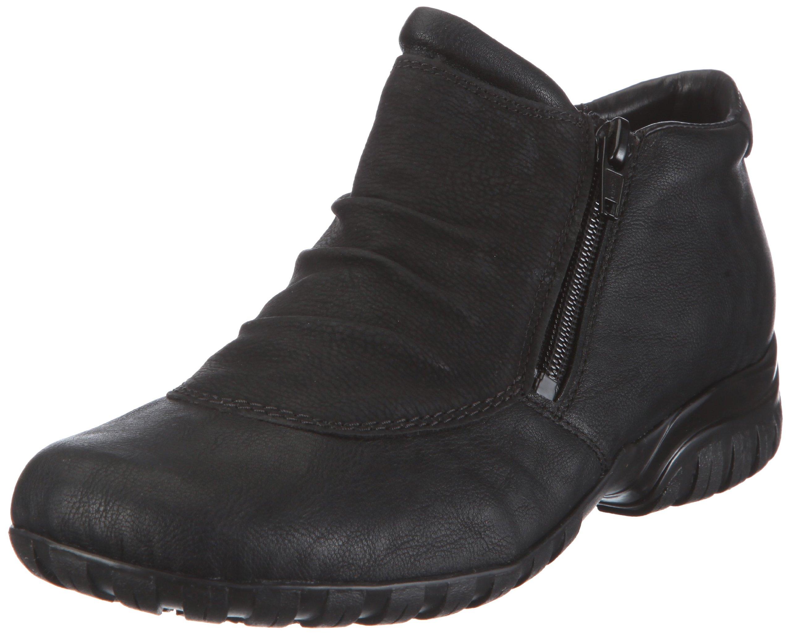 Rieker womens Ankle boots black size 39.0 EU