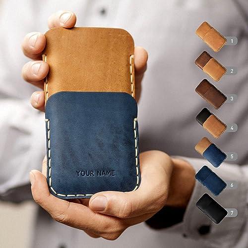 c35e508777e5 Leather case for Huawei personalised cover sleeve  Amazon.co.uk  Handmade