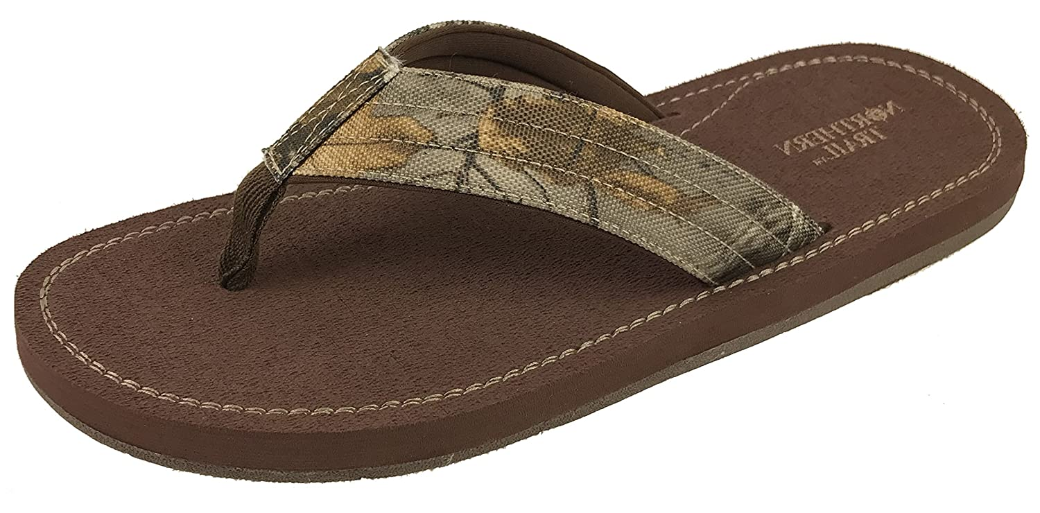 54662720bb7c Realtree Men s Woodsman Xtra Camouflage Flip Flop Sandal  Amazon.co.uk   Shoes   Bags