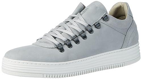 Buffalo Men ES 30907 EURONOBUCK, Zapatillas para Hombre, Gris (Cinza 02), 42 EU: Amazon.es: Zapatos y complementos