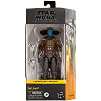 "Hasbro E9359 Star Wars The Black Series 6"" Cad Bane Star Wars: The Clone Wars- Collectible Action Figures and Kids Toys…"