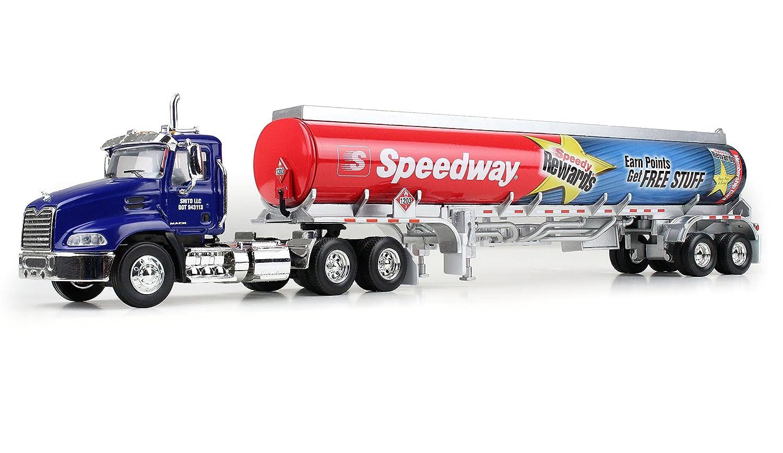 Amazon.com: 2016 Speedway Toy Truck 1:64 Diecast MACK Pinnacle Day ...
