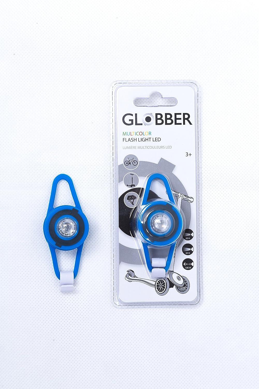 Globber 522-100 - Linterna, Color Azul