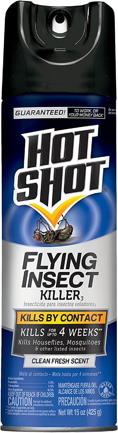 Hot Shot 6416 AC1686, Pack of 6, Multicolor