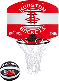 Spalding NBA Mini Tarjeta Houston Rockets (77 – 663z)