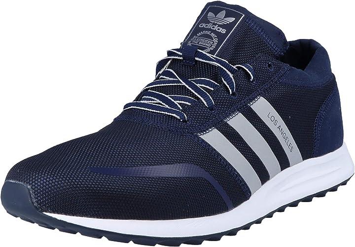 OJE6700359 Adidas Originals Los Angeles Trainer Core Nero