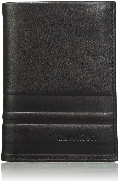 Calvin Klein - Stripe Ns8cc+coin+pass, Carteras Hombre ...