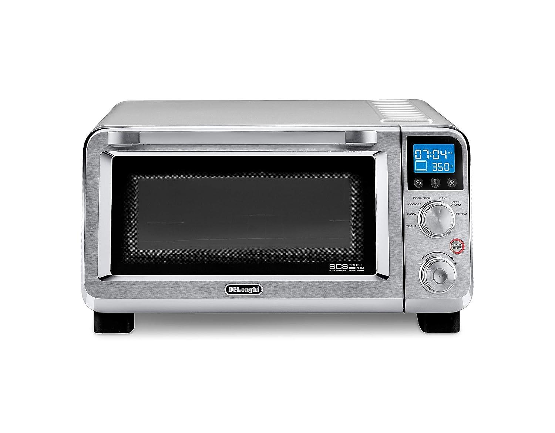 De'Longhi EO141040S Livenza Compact Digital Oven 0.5 cu. ft.
