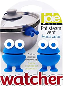 MSC International 49033 Joie Pot Watcher Steam Vents 2 Pack assorted colors