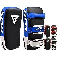 RDX Muay Thai Pad for Training   Curved Kickboxing Kicking Strike Shield   Coaching Kick Boxing, MMA, Martial Arts, Karate, Taekwondo   Punching, Foot, Knee and Elbow Target (1 Pcs Sold AS Single)