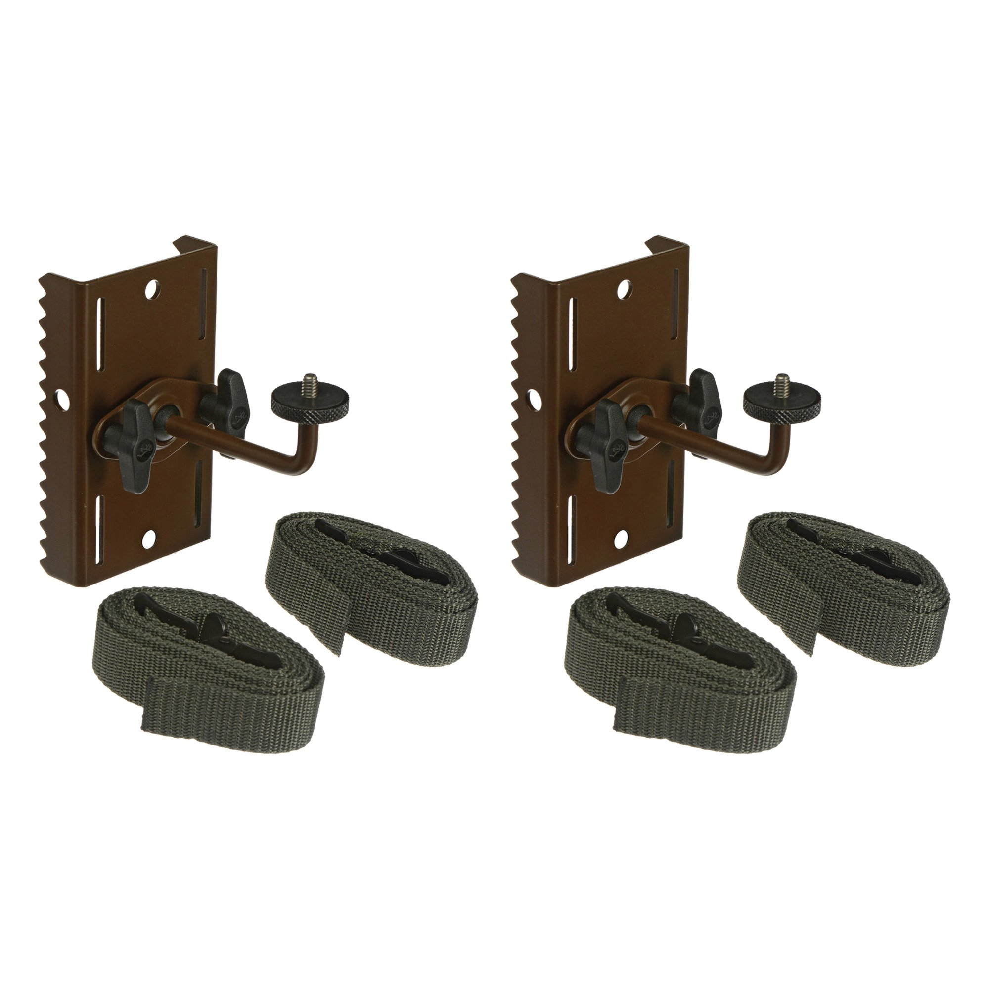 Browning Trail Cameras Steel Gimbal Tree Mount for Game Cameras, 2 Pack   BTC-TM