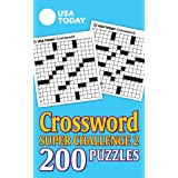 USA TODAY Crossword Super Challenge 2: 200 Puzzles (Volume 29) (USA Today Puzzles)