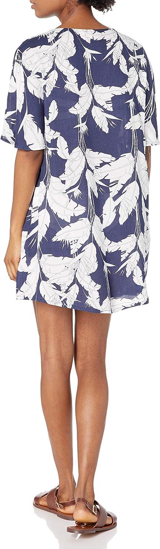 Roxy Juniors Summer Cherry Cover-Up Beach Dress