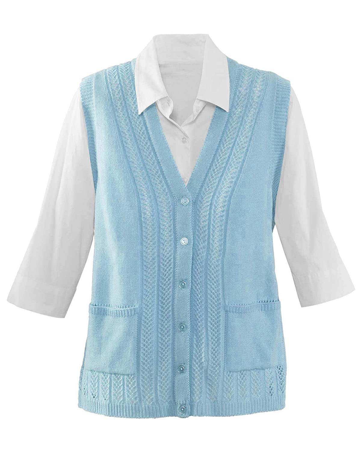 National Classic Sweater Vest 10253