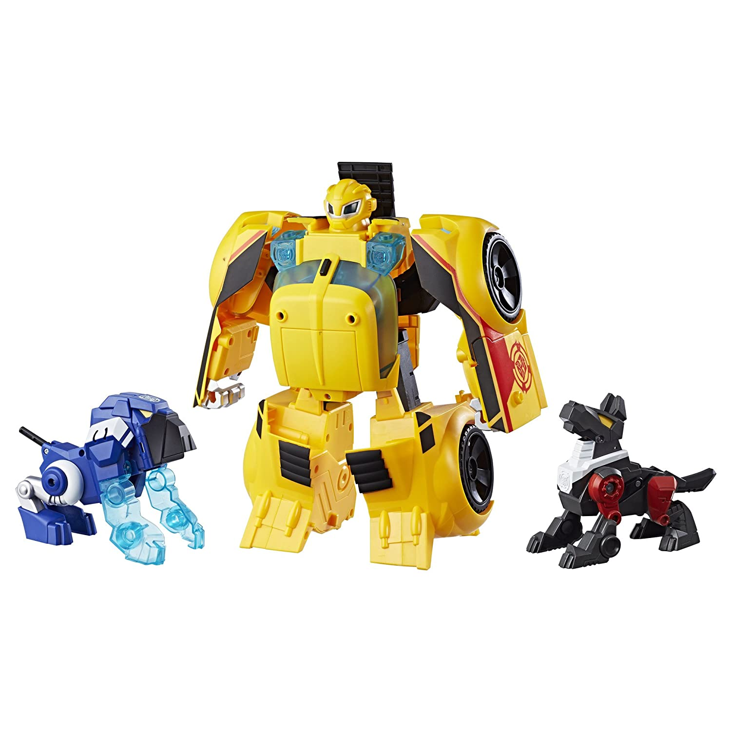Transformers Rescue Bots Playskool Heroes Growl the K9 Bot Action Figure