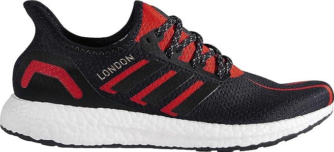 adidas AM4 Boost London City - Zapatillas de correr para hombre, color negro: Amazon.es: Deportes y aire libre