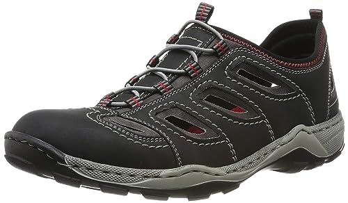dirt cheap available top fashion Rieker Herren 08065-00 Slip On Sneaker