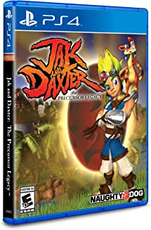 can you download jak and daxter on ps4
