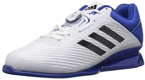 buy online 8878e 79f2e adidas Mens Leistung 16 II Weightlifting Shoes
