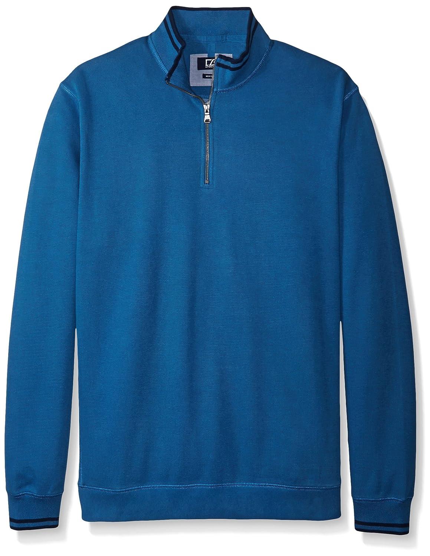 Cutter & Buck Men's Big-Tall Heritage Half Zip Sweatshirt BCK01032