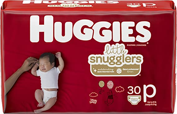 Huggies Little Snugglers