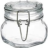 Bormioli Rocco Fido Clear Jar, 17.50 Oz.