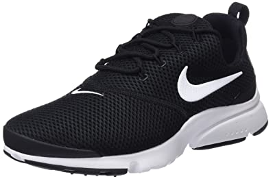 online retailer 46253 15a8e NIKE Women s Presto Fly Running Shoes, Black White 006, 3.5 UK (36.5
