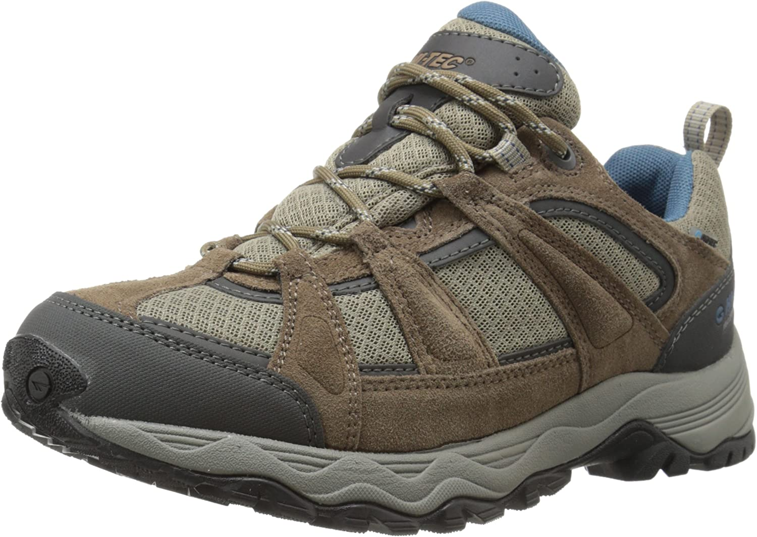 Hi-Tec Women s Perpetua Low Waterproof Hiking Shoe