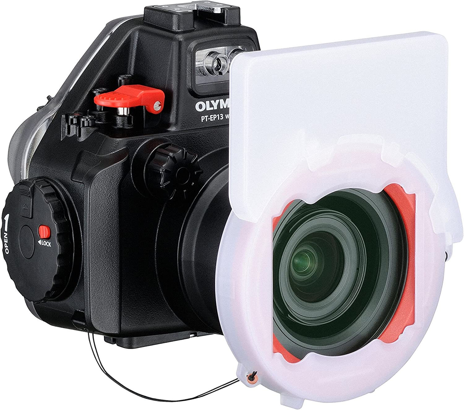 Olympus PTDP-EP13 Flash Diffuser for PT-EP13 Underwater Housing