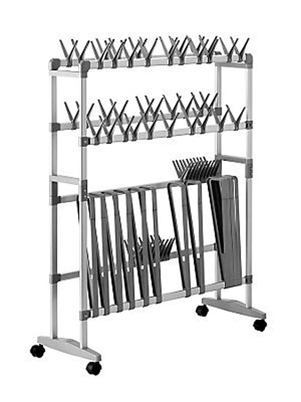 Ruco V395, Scarpiera per Stivali e Scarpe Maxi, 120 x 89 x