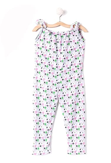 e222d4fecf3 M andy Rabbit Tie Knot Jumpsuit With Hairband (2-3 Years)  Amazon.in ...