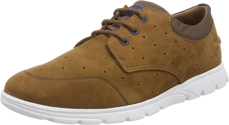 Panama Jack Detroit, Zapatos de Cordones Brogue para Hombre