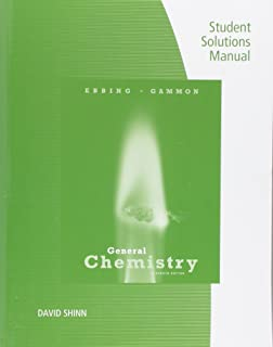 Amazon investigating biology laboratory manual 9th edition student solutions manual for ebbinggammons general chemistry fandeluxe Choice Image