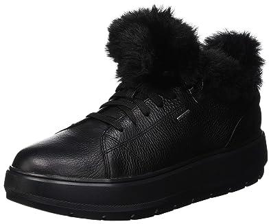 Geox Women's D Kaula B ABX a Low Top Sneakers: Amazon.co.uk
