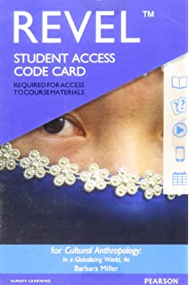 Amazon revel for cultural anthropology access card 4th revel for cultural anthropology in a globalizing world access card 4th edition fandeluxe Image collections