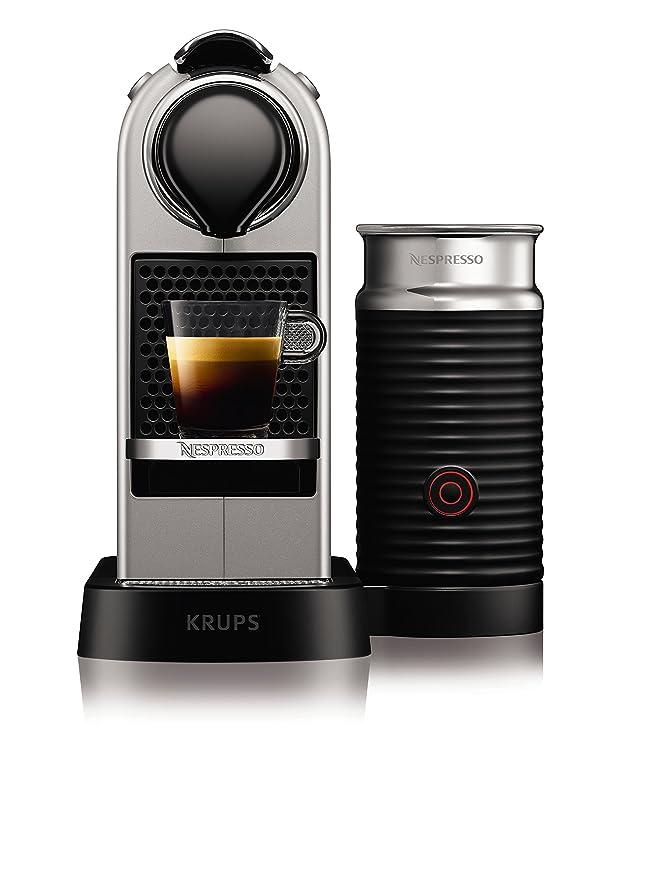 Nespresso XN760B40 Nespresso Citiz and Milk Coffee Machine, 1710 W ...