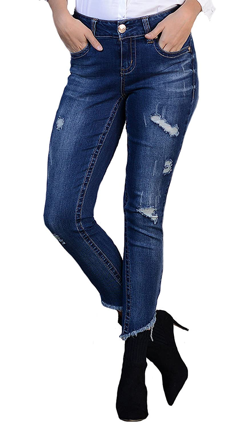 Howland 7 For All Mankind Womens Standard Skinny Jean