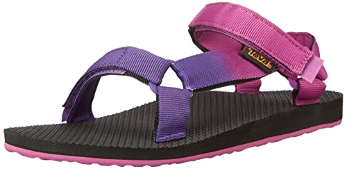 52ae39c66b Image Unavailable. Image not available for. Colour: Teva Women's W Original  Universal Gradient Sandal ...