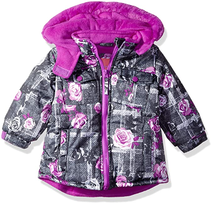 Wippette Baby Girls & Toddler Insulated Ski Jacket