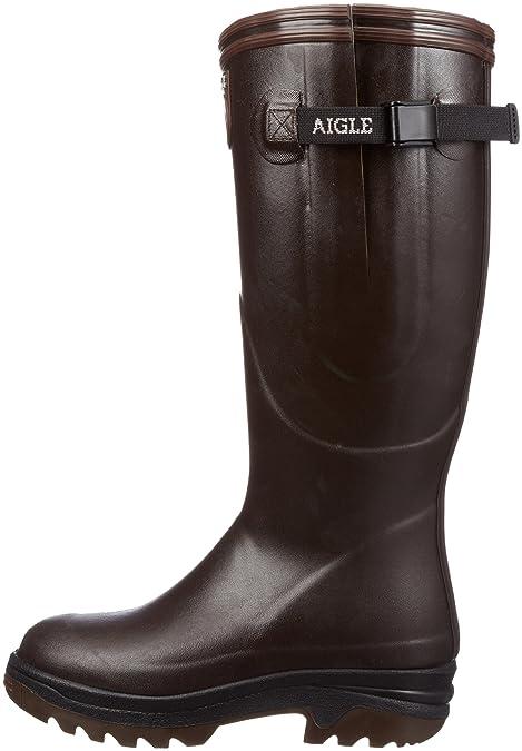 Aigle Aigle Parcours 2 Bottillon 100,00 Botas de agua, talla: 45, color: Marrón: Amazon.es: Zapatos y complementos